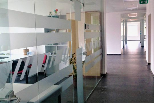 Yield 7.2% Office space in the business center